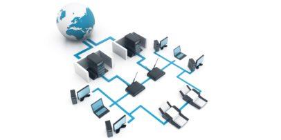 Einfache Netzwerkdokumentation eines kleinen Netzwerkes