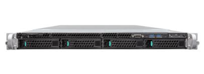 Bild eines einfachen Rack Intel Server